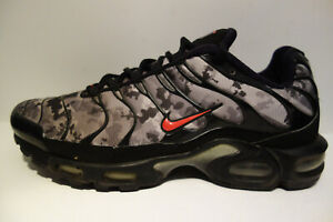 NIKE AIR MAX PLUS TN  CAMOUFLAGE CAMO RED  Gr.45