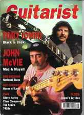 (M) GUITARIST MAGAZINE 1992 AUG - JOHN MCVIE, BOB BROZMAN, GUY CHADWICK