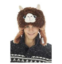 Cappello lama copricapo inverno con peluche c49f719d4f0c