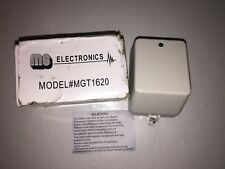 MG Electronics MGT1620 16VAC 20VA Class II Transformer w/LED Indicator
