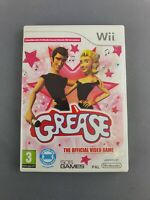 Grease - Nintendo Wii Game - Karaoke And Dance - Tested/Working - Free P&P - VGC
