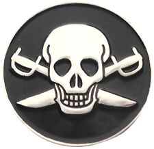 Pirate Golf Ball Marker - Package of 2