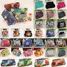 Womens Coin Bag Card Holder Retro Floral Clutch Wallet Small Mini Purse Handbag