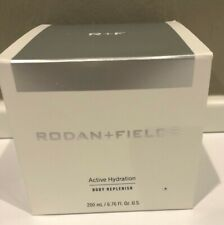 NEW Rodan + and Fields Active Hydration Body Replenish 200ml / 6.76oz