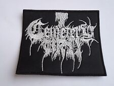 CEMETERY URN EMBROIDERED PATCH