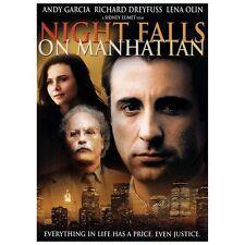 Night Falls on Manhattan (DVD, 2013, Drama) Andy Garcia, Richard Dreyfuss & Co.