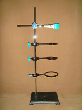 Lab Stand/support and Laboratory Clamp