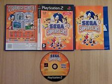 Sega Superstars - Playstation 2 / PS2 Complete with Manual