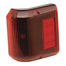 Bargman 34-86-202  Red 86 Series Wrap Around Clearance Marker Light w/ 12V bulb
