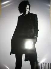 the GazettE  PSC Visual-Kei promo POSTERS SET Japan LIMITED!!