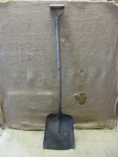 Vintage Metal Childs Snow Shovel > Antique Old Railroad Tool Garden Shabby 7477