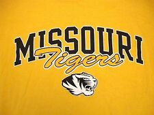 NCAA Missouri Tigers College University Football Alumni Student T-Shirt M