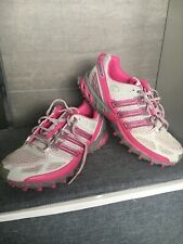 ladies adidas trainers size 7 -Very Good Used Condition