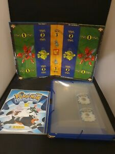 Pokemon Staks Bundle 23 Holo Joblot 97 part complete set in folders Panini