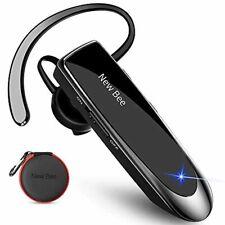 New Bee Bluetooth Kopfhörer Wireless Headset iPhone Samsung Freisprech Mikrofon