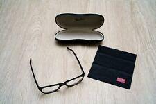 Ray Ban Brillenfassung Brille Gestell RB 5268 5119 50-17 135 Wayfarer Schwarz