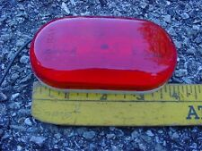 60s 70s 80s maybe NOS DO RAY DZ102 RED LIGHT TURN SIGNAL CLEARANCE MARKER