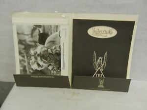 Labyrinth (1986) Original Studio Press Kit with 17 Photos Booklet MINT