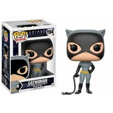 Catwoman Batman TV, Movie & Video Game Action Figures
