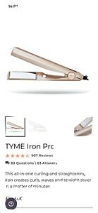 Tyme Pro Curling Iron