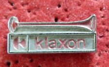 RARE ANCIEN PIN'S AVERTISSEUR KLAXON