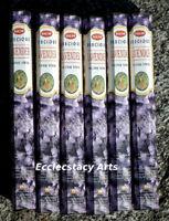 Hem Precious Lavender Incense 20-40-60-80-100-120 Sticks Floral Wholesale Bulk