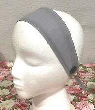 HANDMADE Cotton Headband with Buttons for face mask. Washable