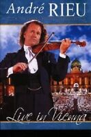"""ANDRE RIEU """"LIVE IN VIENNA"""" DVD NEW"""