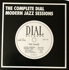 The Complete Dial Modern Jazz Sessions 9 CD Mosaic Charlie Parker