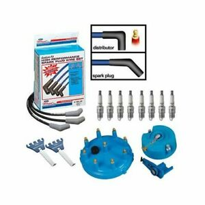 Summit Racing Ignition Tune-Up Kit Pro Pack 06-0002