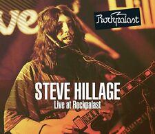 STEVE HILLAGE - LIVE AT ROCKPALAST (1977)  CD + DVD  NEUF