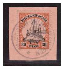 DNG ° Friedrich Wilhelmshafen 27.11.12  Luxus Postanweisungsabschnitt