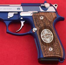 Beretta 92FS 96 98 M9 Walnut Custom Grip