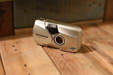 Olympus mju II, mju 2 Stylus Epic Film Camera Comme neuf!!!