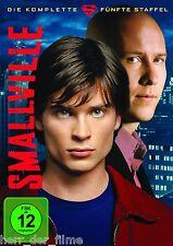 SMALLVILLE, Staffel 5 (Tom Welling), 6 DVDs NEU+OVP
