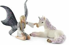 Lindariel with Unicorn Foal by Schleich/ toy/ fairy/ Bayala/ new in pkg/ Retired