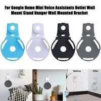 Smart Speaker Wall Mount Mini Voice Assistants Stand Hanger Bracket For Google