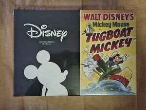 Walt Disney Mickey Mouse in Tugboat Mickey - 1000 Piece Puzzle