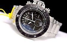 Invicta 17619 Subaqua Noma III Swiss Chronograph Black Silver Mens Dive Watch