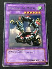 Yu-Gi-Oh! Card : Dragón De Metal // 1ª Edición - LDD-S102