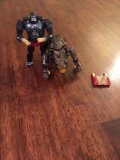 Transformers Animorph Bear Gorilla Lot Hasbro