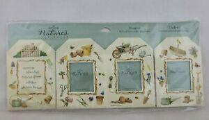 Hallmark Marjolein Bastin Nature's Sketchbook Wallet Size Picture Frame