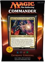 ***Entropic Uprising*** Commander 2016 Sealed English Deck, EDH Mtg Magic Cards