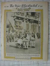 The War Illustrated # 231 (Dunkirk, Budapest, Madagascar, Grenadier Guards, WW2)