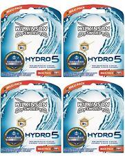 Wilkinson Sword Hydro 5 Razor Blades 4 x 8 Packs Mens Shaving Genuine 32 Refills