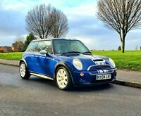 2004 04 Mini Cooper S 1.6 Supercharged R53 100k FSH QUAD exhaust .. PX !!