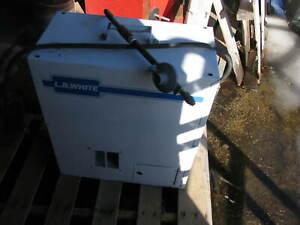 LB White, barn, livestock, swine, poultry, 60,000 BTU heater 346K-4