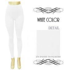 White Leggings S/M