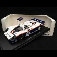Porsche 956 LH  Vainqueur Le Mans 1982 n° 1 Rothmans 1/43 Spark 43LM82