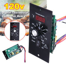 Digital Thermostat Controller Board Replacement For Traeger Wood Pellet Grill